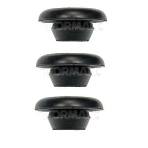 090 062 Dorman Set Of 3 Differential Drain Plugs Front Or Rear New For Ram Van