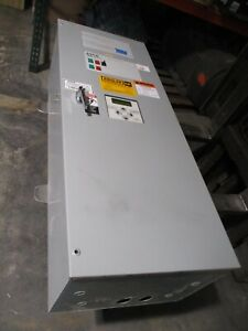 Asco 7000 Series Automatic Transfer Switch B7atsa3100n5xc 100a 480y 277v 60hz