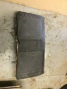 1964 1968 Ford Mustang Convertible Rear Seat Top