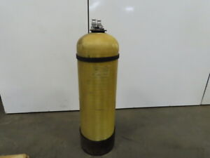 Water Softener Structural Poly Glass Pressure Vessels Resin Tank 46 x16 150psi
