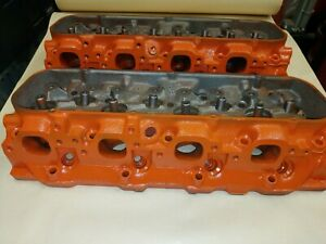 Big Block Chevy 454 Cylinder Heads 781 Casting