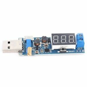 1ps Dc dc Usb Step Up down Power Supply Module Boost Buck Converter 5v To