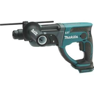 Makita Xrh03z 18v Lxt Lithium ion Cordless 7 8 In Sds plus Rotary Hammer t