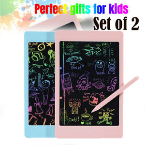 8 5 Lcd Tablet Portable Writing Pad E writer Graphic Kid Diy Drawing Work Board