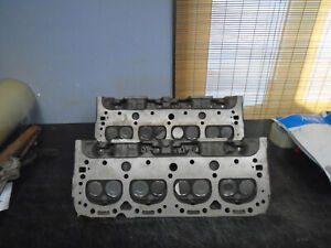 Chevy Corvette 1962 65 283 327 Power Pack Cylinder Heads Remanufactured