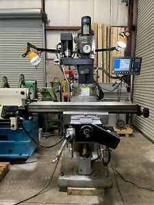 Cnc Bridgeport Special 3 Axis Cnc Vertical Milling Machine Millpwr gmt 2609