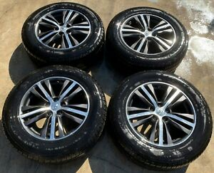 2016 2019 Infiniti Qx60 18 Inch Wheels Rims W Tires Set Of 4 Ml7 Wh559