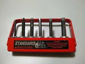 Mac Tools Xt8 3 8 Dr Standard Set Of 6 Allen Sockets In Carrier Ships Free