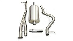 Corsa Performance 24279 Sport Cat Back Exhaust System Fits 03 06 Silverado 1500