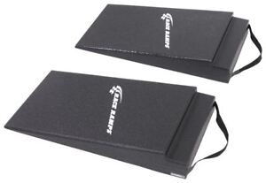 Race Ramps 4 Rack Ramps Set For Lowered Vehicles Onto 4 post Lift rr rack 4