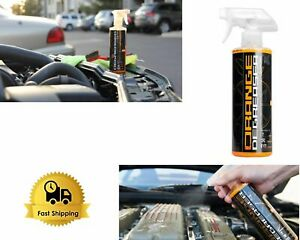 Chemical Guys Engine Tires Undercarriages Cleaner Degreaser Spray Detailer 16 Oz