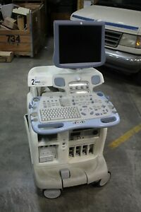 Ge Vivid 7 Dimension Ultrasound W Printer
