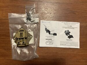 Wilcox L4 G32 Mount G19 Ops Core Night Vision Low Profile Mount Tan $600.00