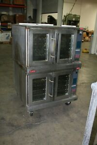 Lang Ecco pt Electric Full Size Sheet Pan Convection Oven