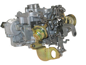Rochester Varajet Carburetor 1979 1981 Chevy Gmc Truck 4 1l 250 Engine