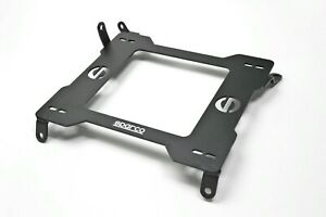 Sparco Seat Base Left For 1990 1996 Nissan 300zx 600sb051l
