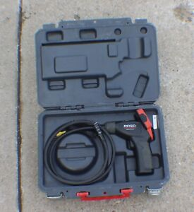 Rigid Ca 150 Hand held Inspection Camera As is