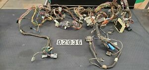 1990 1993 Ford Mustang Gt V8 Lx Dash Wiring Harness 02036