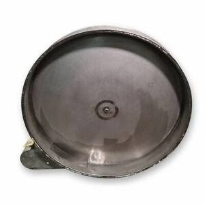 Used 48 quot Stainless Steel Bottom Dome Screener Pan Frame