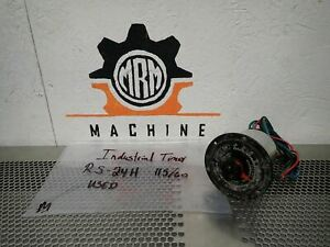Industrial Timer Rs 24h 115 60 0 24hours Used With Warranty See All Pictures