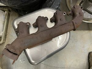 Oem 3989310 Chevrolet Big Block Right Hand Exhaust Manifold Dated E 8 71