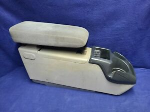 1983 2001 Oe Ford Ranger Mazda B Series Bucket Seat Complete Gray Center Console