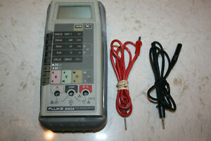Fluke 8062a Digital Multimeter With Leads Free Shipping