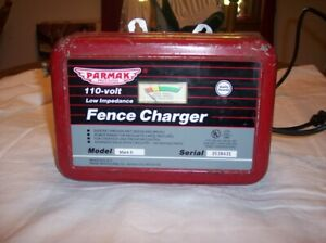 Parmak Electric Fencer 30 Mile Range made In Usa a