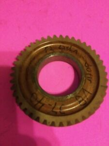 1937 40 Ford Flathead 60 Hp V8 Timing Gear 52 6256 Nos