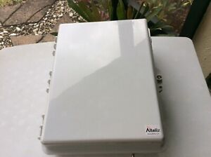Altelix Np17146 Policarbonate Box Outdoor Enclosure Gray