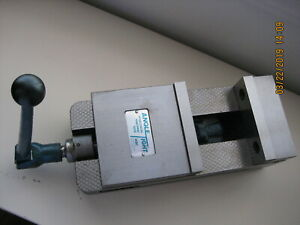 Mighty Precision Cnc Milling Machine Vise