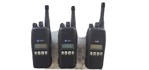 Tait Tp8100 450 530 Mhz Two Way Radios