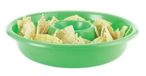 Arrow Home Products 278 Plastic Orange Chip Dip Tray 12 D In pack Of 12