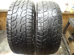 2 275 55 20 113t Hankook Dynapro Atm Tires 6 32 No Repairs 2215