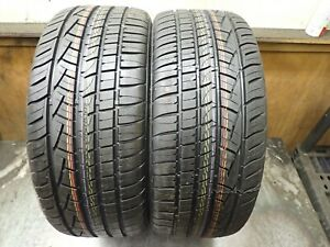 2 New 245 45 19 102w General G max A s 05 Tires 3620