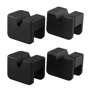 Jack Pad 4pcs Wear resistant Adapter Stand Replacement Useful Reliable