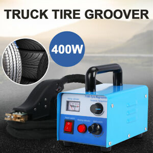 Semi auto Tire Regroover Truck Tire Car Tire Rubber Tyres Blade Iron Grooving
