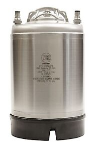 New 2 5 Gallon Ball Lock Aeb Keg Cold Brew Coffee Soda Beer Nsf Approved