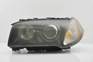 2004 2005 2006 Bmw X3 E83 Headlight Headlamp Bi Xenon Adaptive Driver Side Left