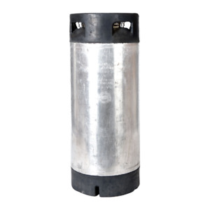5 Gallon Pin Lock Keg Reconditioned Homebrew Beer Cold Brew Dual Handle