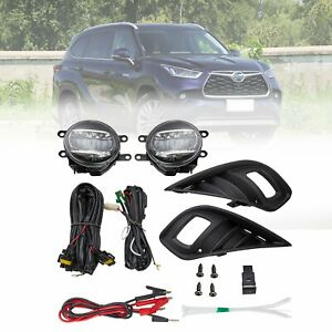 Led Fog Lights For Toyota Tacoma 2005 2011 Tundra 2007 2012 Solara 2004 2006