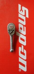 Snap On Tools 3 8 Drive 4 Long Stubby Ratchet F710bk Ships Free