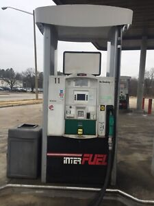 Gilbarco Encore 700s Dispenser With Flexpay Price Is Negotiable