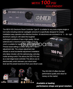 New Hybrid Hdi Turbo Electronic Boost Controller Ebc R 3 Ports Boost Valve