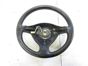 3 Spoke Vw Volkswagen Steering Wheel Mk4 Jetta Golf Beetle Gli Tdi Steer Turn