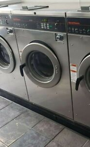 Speed Queen Front Load Washer 30 Lb 1 3 Phase Scn030jcf Ss 0912024361 refurb
