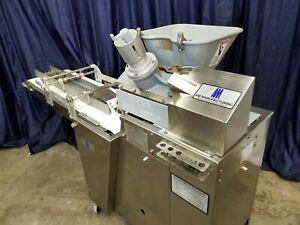 Atwood Scale o matic S500 Dough Rounder Divider Am Manufacturing Tortilla Line