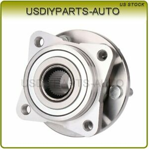 Front Left Or Right Wheel Hub Bearing Assembly Fits 1990 1991 1996 Dodge Viper