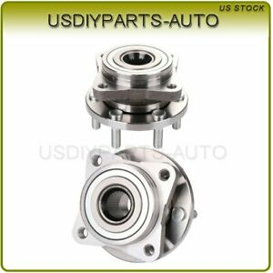 Pair Of Front Left Or Right Wheel Hub Bearing Assembly For 1990 1996 Dodge Viper