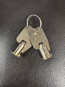 Seaga Vending Machine Keys Sm 211 Barrel Key Set Of 2